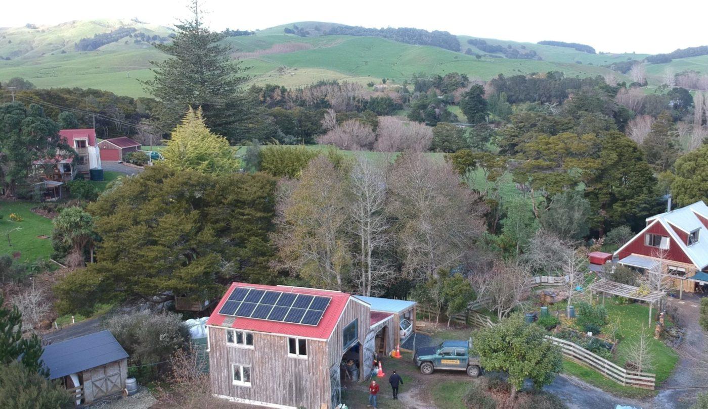 Residential Solar Hybrid,  Tauhoa