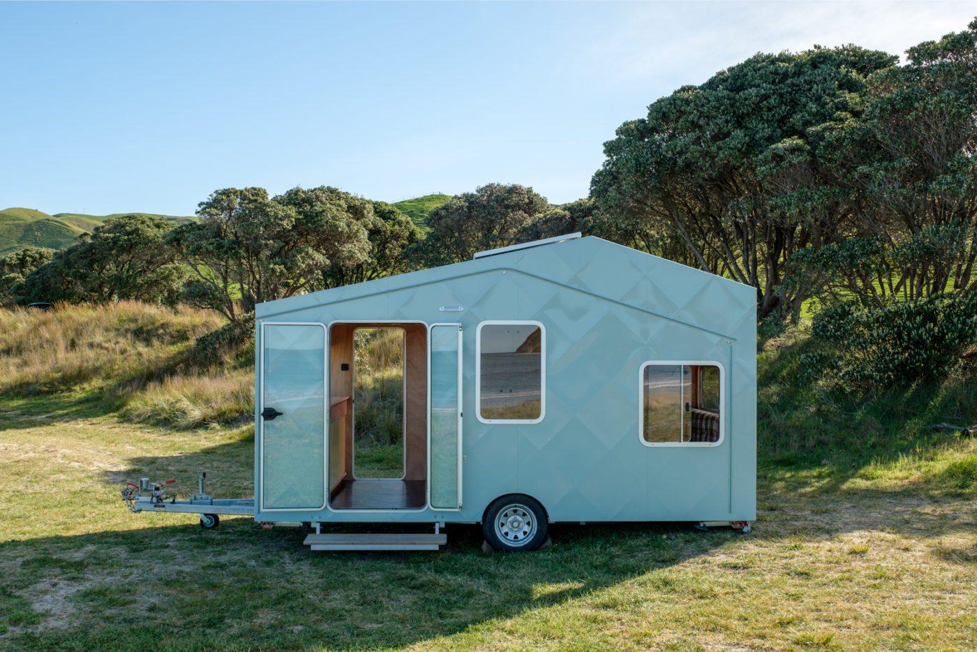 Caravannex Solar Mobile Architecture